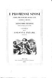 I promessi sposi: storia milanese del secolo XVII