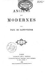 Anciens et modernes
