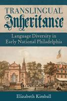 Translingual Inheritance PDF