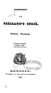 Tijdschrift voor Nederlandsch Indië: Volume 8,Nummer 2