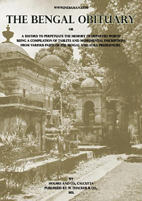 The Bengal Obituary Booklet