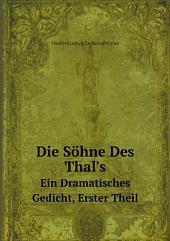 Die S?hne Des Thal's