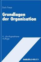 Grundlagen der Organisation PDF