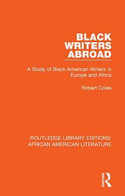 Black Writers Abroad