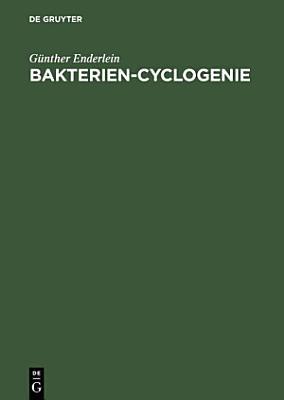 Bakterien Cyclogenie PDF