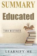 Summary of Educated PDF