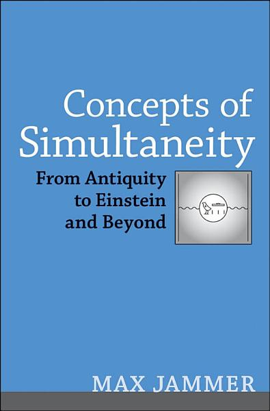 Download Concepts of Simultaneity Book