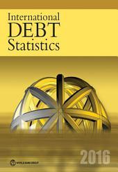 International Debt Statistics 2016
