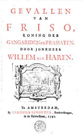 Gevallen van Friso, koning der Gangariden en Prasiaten