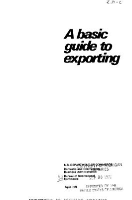 A Basic Guide to Exporting PDF
