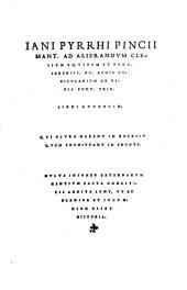 De vitis pontificum Trident: libri duodecim