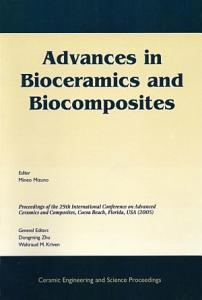 Advances in Bioceramics and Biocomposites