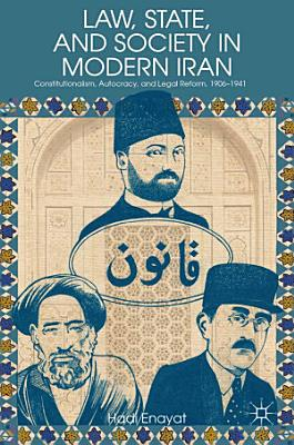 Law  State  and Society in Modern Iran PDF