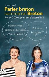 Parler breton comme un Breton: Plus de 2000 expressions en Brezhoneg !