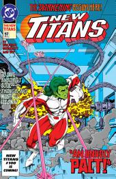 The New Titans (1988-) #97