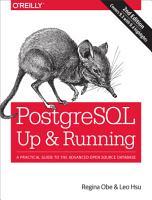 PostgreSQL  Up and Running PDF