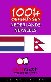1001+ Oefeningen Nederlands - Nepalees