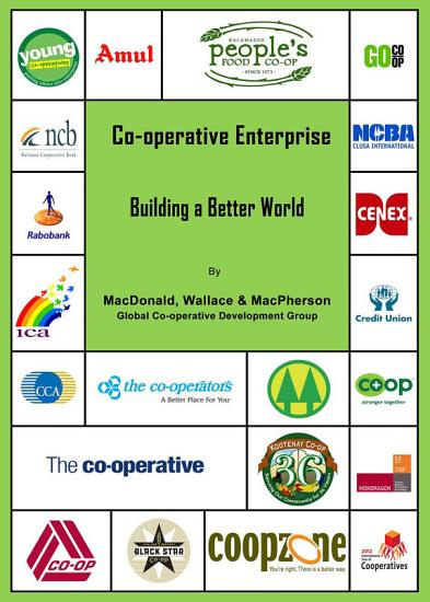 Co operative Enterprise Building a Better World PDF