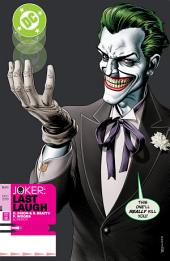 Joker: Last Laugh (2001-) #1