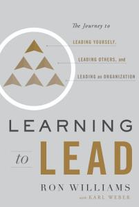 Learning to Lead Book