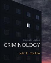 Criminology: Edition 11