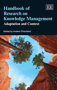 Handbook of Research on Knowledge Management PDF