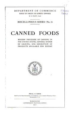 Miscellaneous Series     PDF