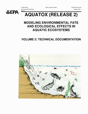 AQUATOX (Release 2) modeling environmental fate and ecological effects in aquatic ecosystemsvolume 2technical documentation.