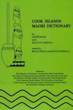 Cook Islands Maori Dictionary