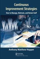 Continuous Improvement Strategies PDF