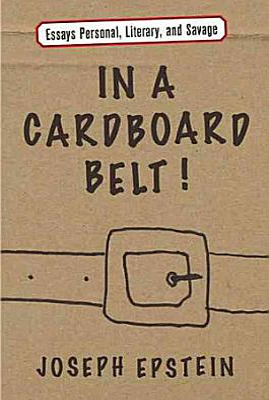 In a Cardboard Belt