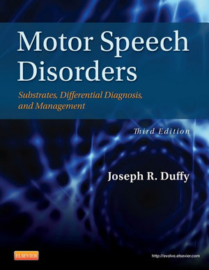 Motor Speech Disorders   E Book