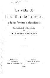La vida de Lazarillo de Tormes: y de sus fortunas y adversidades, Volúmenes 3-4