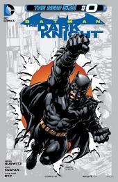 Batman: The Dark Knight (2012-) #0
