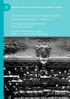 An Institutional History of Italian Economics in the Interwar Period     Volume II PDF
