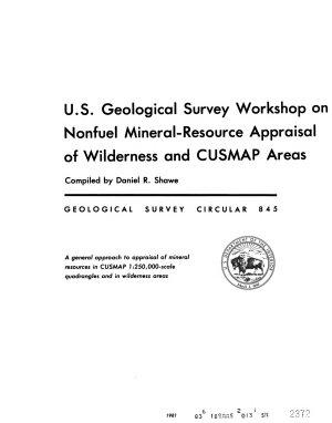 U S  Geological Survey Circular PDF