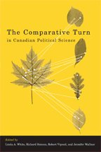 The Comparative Turn in Canadian Political Science