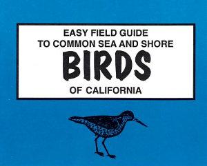 Easy Field Guide to Common Sea and Shore Birds of California Book