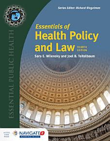 Essentials of Health Policy and Law PDF