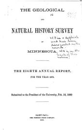 Annual Report - Geological and Natural History Survey of Minnesota: Volume 14