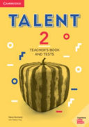 Talent Level 2 Teacher s Book and Tests