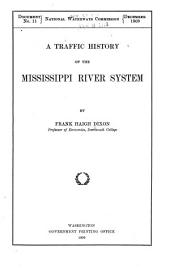 A Traffic History of the Mississippi River System