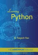 Learning Python PDF