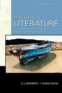 Backpack Literature Value Package  Includes Mycomplab New Student Access   Book