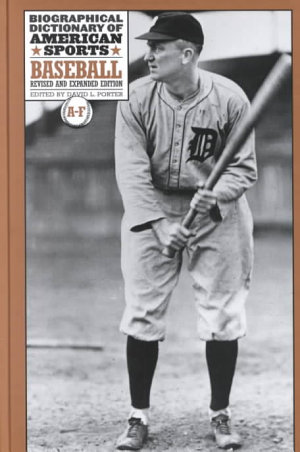 Biographical Dictionary of American Sports  A F