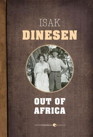 Out Of Africa PDF