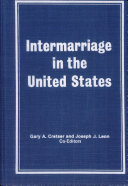 Intermarriage in the United States