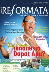 Tabloid Reformata Edisi 175 Mei 2014