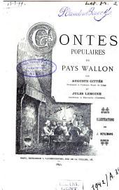 Contes populaires du pays wallon