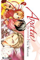 Arata: The Legend: Volume 9